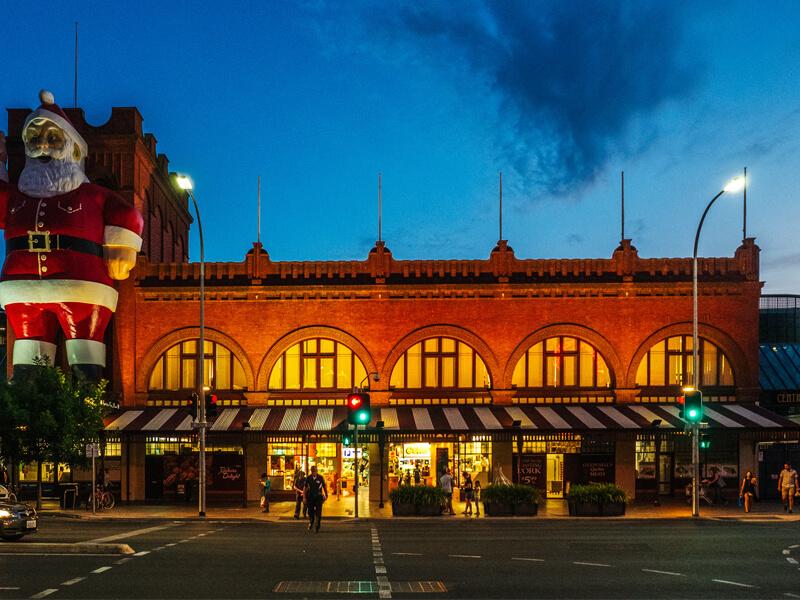 Adelaide market
