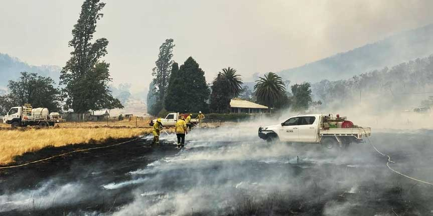 Supporting the Bushfire Community Recovery