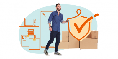 Removals Insurance - What is covered when you move?