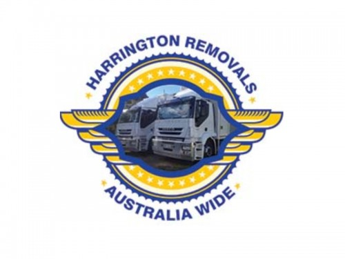 Harrington Removals company logo
