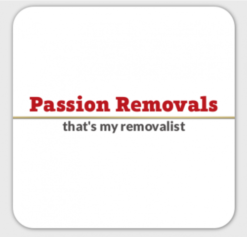 Passion Removals company logo
