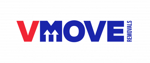 V-move Removals company logo